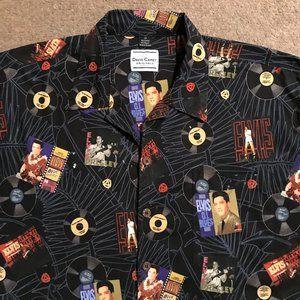 Men's David Carey Originals Elvis Presley Shirt